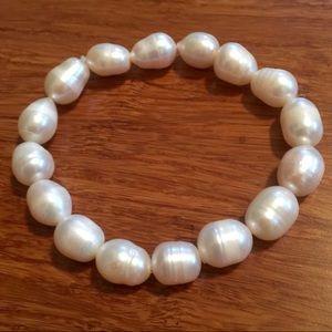 Freshwater Pearl bracelet - elastic